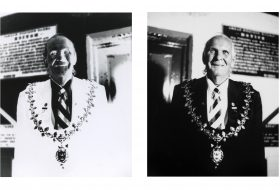 MAYOR OF TAUNTON BOTH